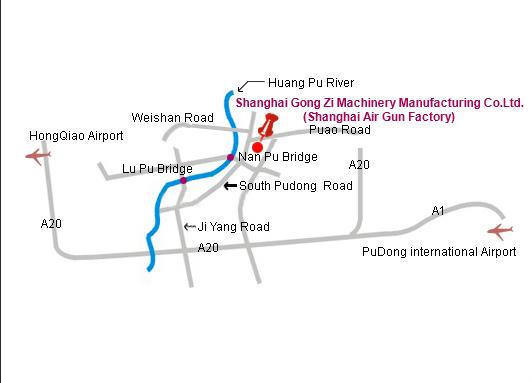 Shanghai Gong Zi Machinery Manufacturing Co Ltd